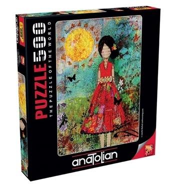 Anatolian  500 Parça Güneşe Doğru 3599 Renkli